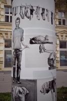 Helga Gasser_Kunst-Litfaßsäule