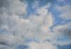clouds 3 / Gouache / 50x70 / 2012
