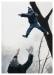 Helga Gasser_aus der Serie November / Mischtechnik auf Papier / 70x50 / 2011