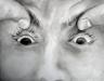 eye of the tiger / Bleistift und Tusche auf Papier / 32x41cm / 2007