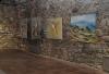 Ausstellungsansicht_Ölbilder von Helga Gasser_Galerie Porcia_2021